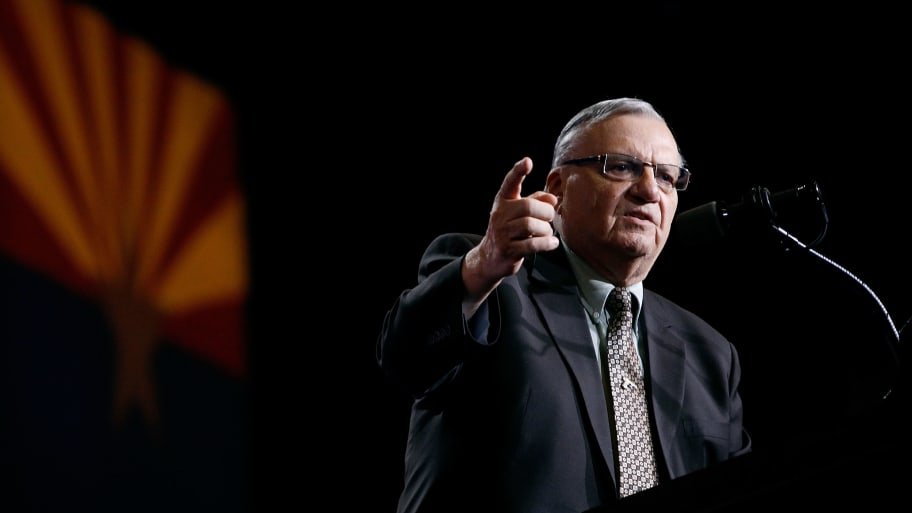 Joe Arpaio Announces 2020 Bid for Seventh Term as Sheriff