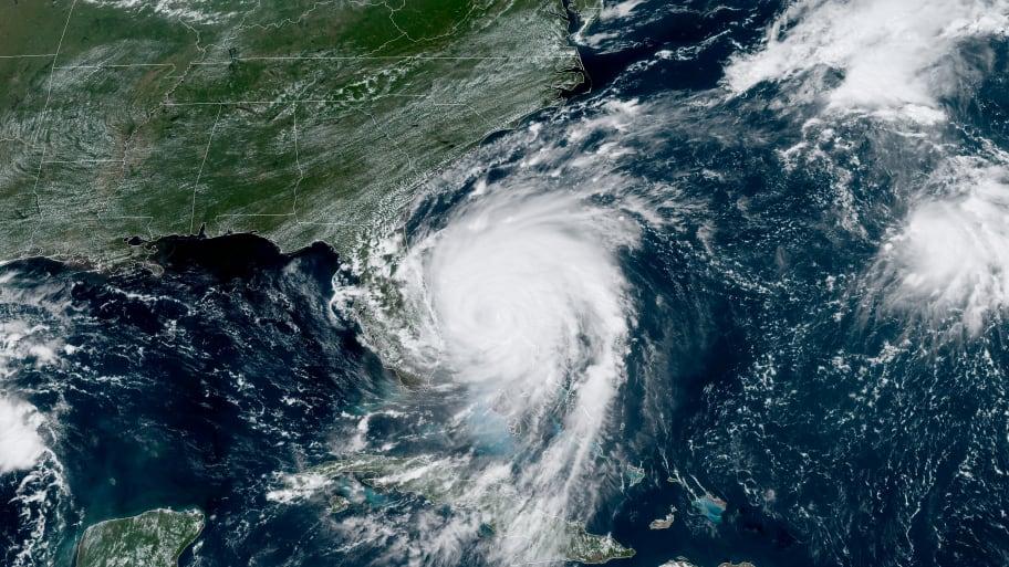NOAA Issues Statement Backing Trump's Alabama Claim