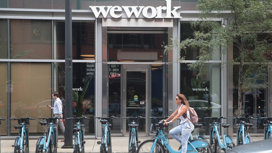 WeWork Phone Booths Found Full of Formaldehyde