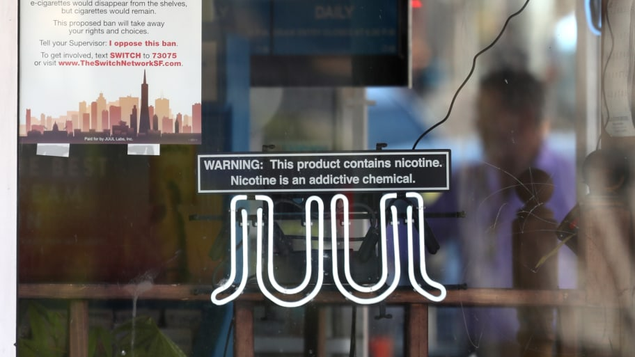 Juul Hit With Wrongful Death Suit by Mother of 18-Year-Old