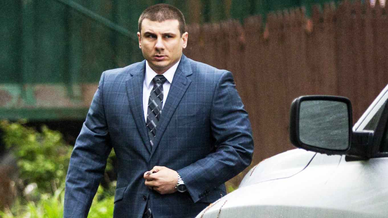 Daniel pantaleo will not be charged in death of eric Garner