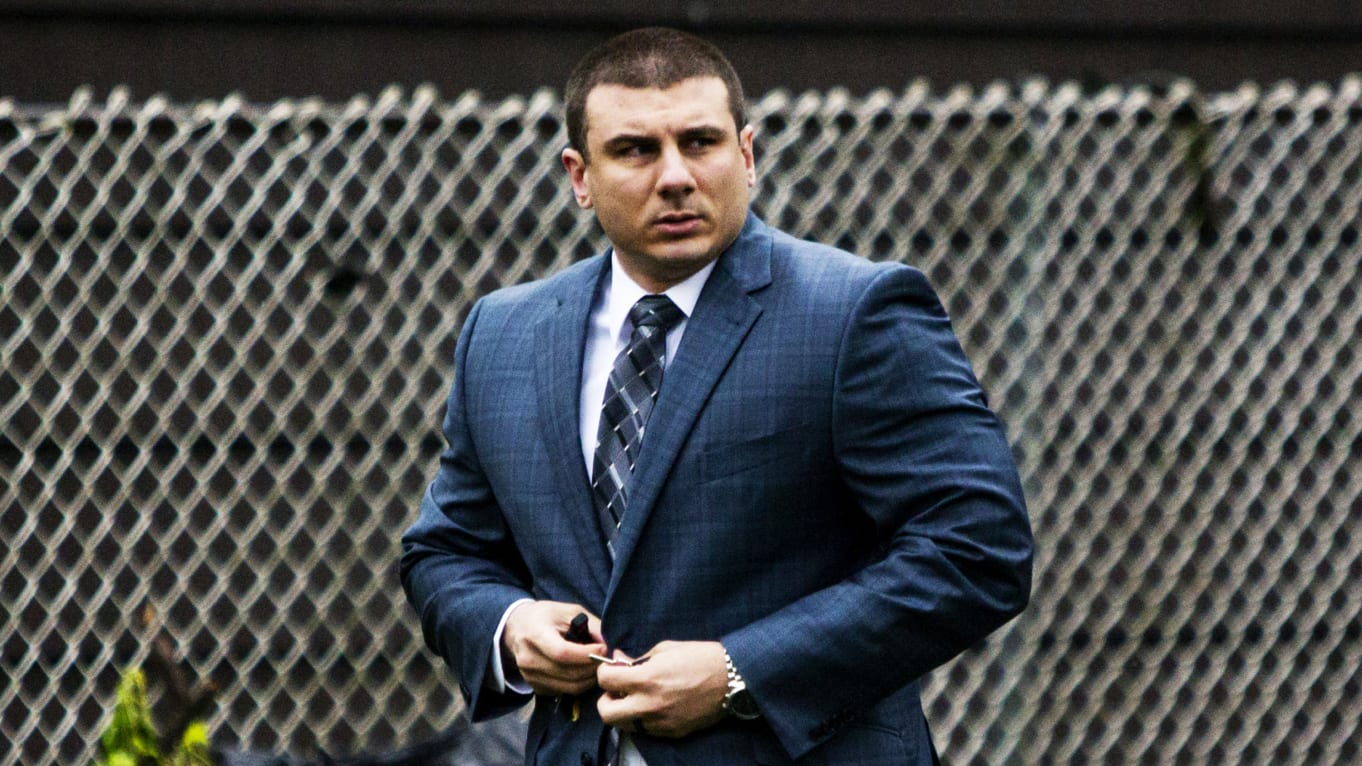 Daniel Pantaleo fired by NYPD Commissioner