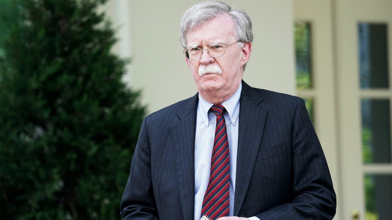 GOP scrambles after Bolton book leak