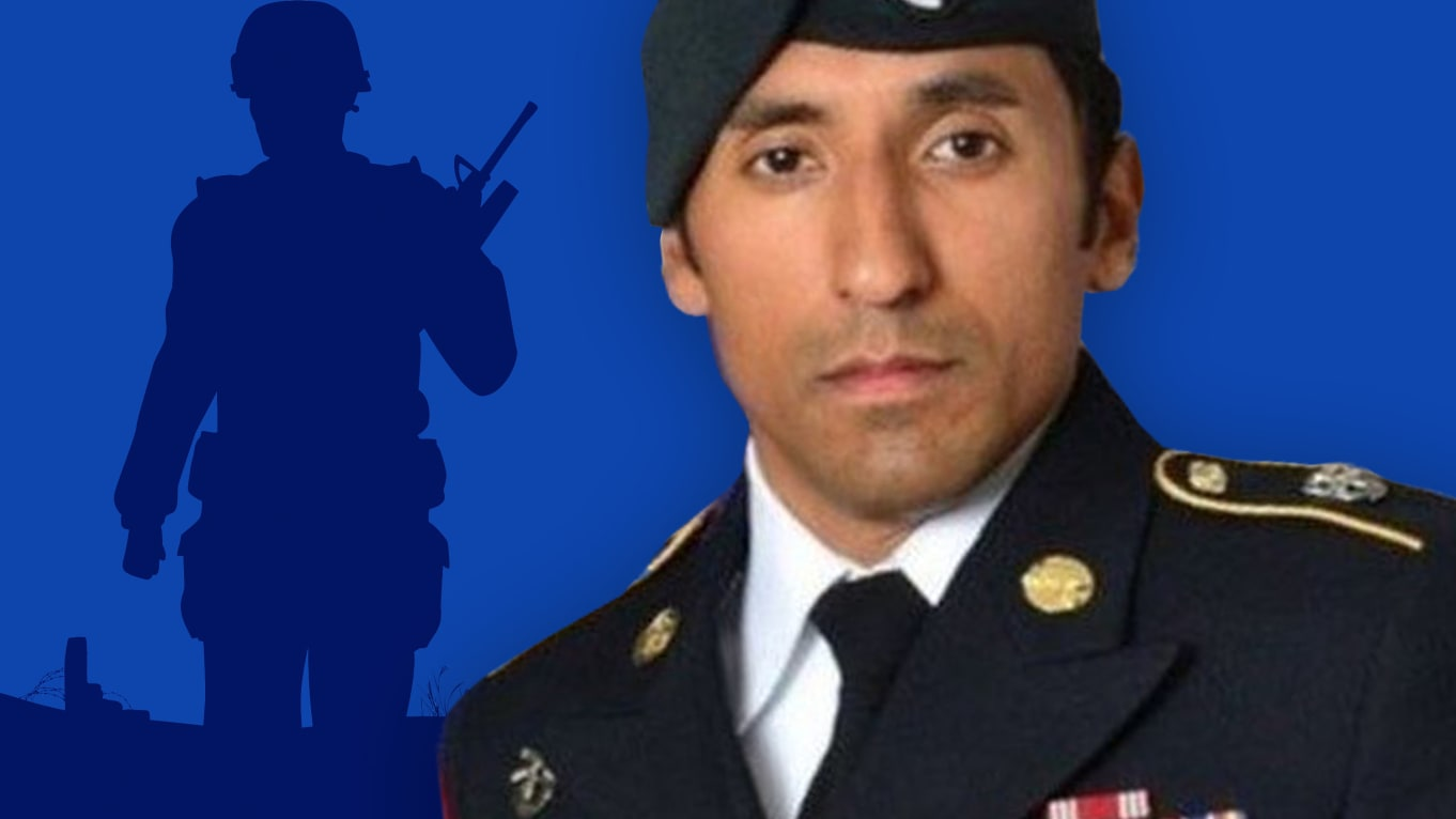 Navy Seal promoted after strangulation death of Green Beret