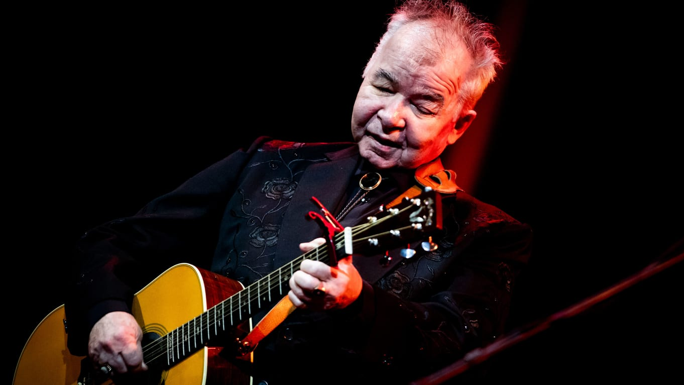 John Prine, an American treasure, dies of COVID-19