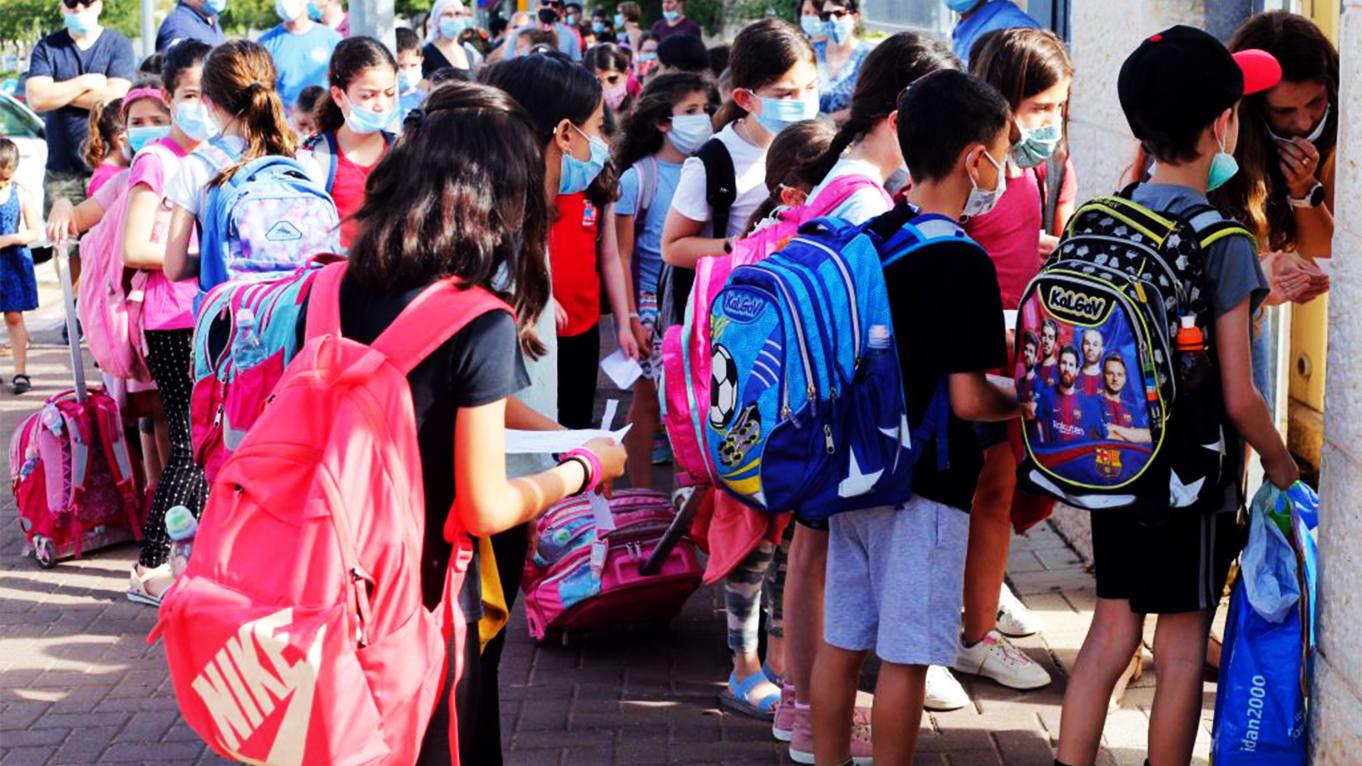 israeli school openings a disaster