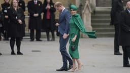 Fears for the Queen as Prince Charles Contracts COVID-19 200309-meghan-harry-tease_xlnfah