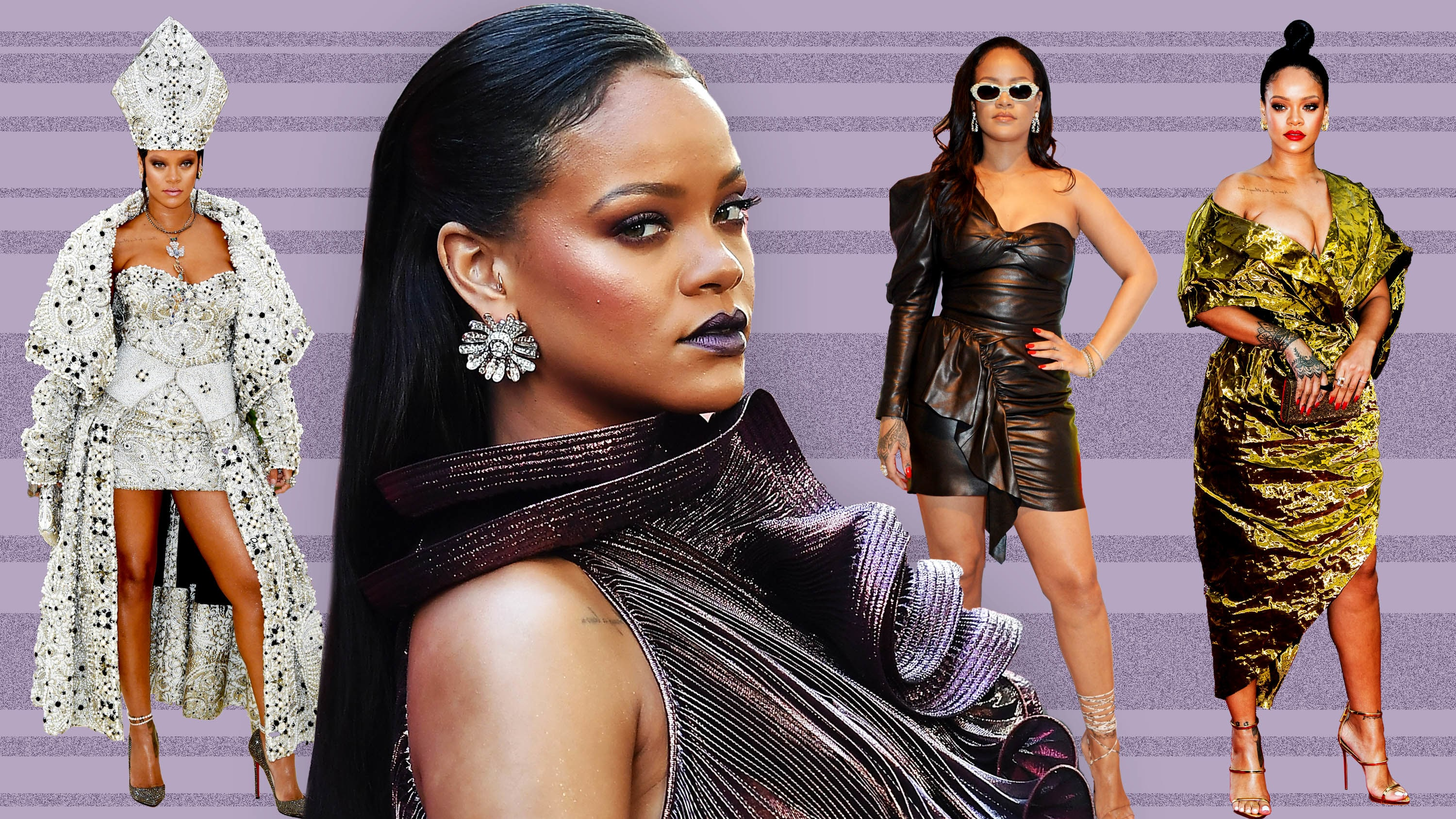 Rihanna Wants You To Buy Her Clothes, and Her Message