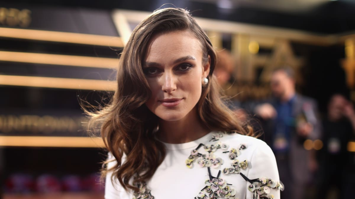 Keira Knightley: 'Why Do Female Film Characters Nearly Always Get Raped?'