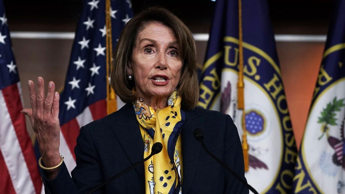 Pelosi Embraces Legislation To Effectively Prevent Future Government Shutdowns
