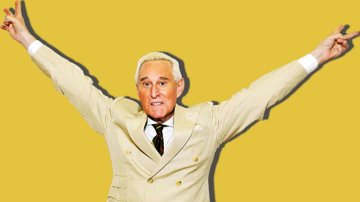 The Despicable History of Roger Stone