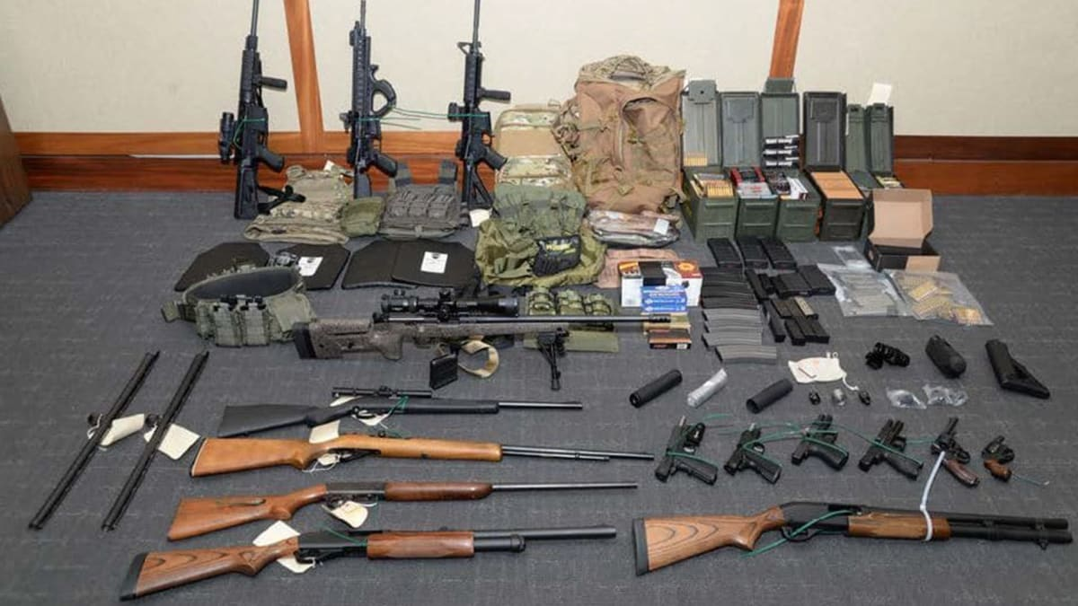 Coast Guard Officer Accused of Racist Mass-Murder Plot, Kept 'Hit List' of Democrats and MSNBC Hosts