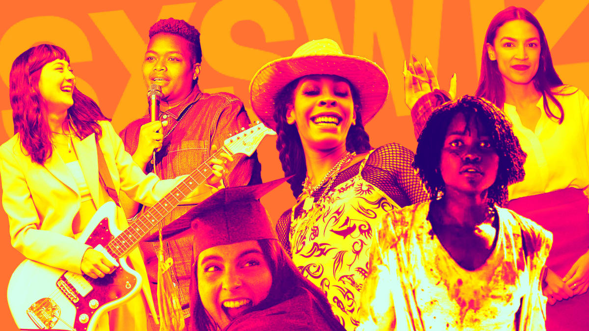 Alexandria Ocasio-Cortez, Lupita Nyong'o, Japanese Breakfast and the Powerful Women Who Ruled SXSW 2019