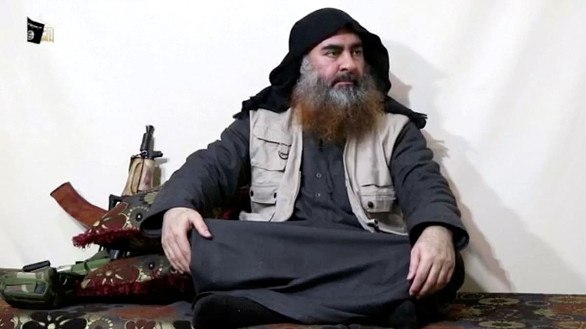 ISIS Leader Abu Bakr al-Baghdadi's New Video Is Desperate—but Potentially Effective