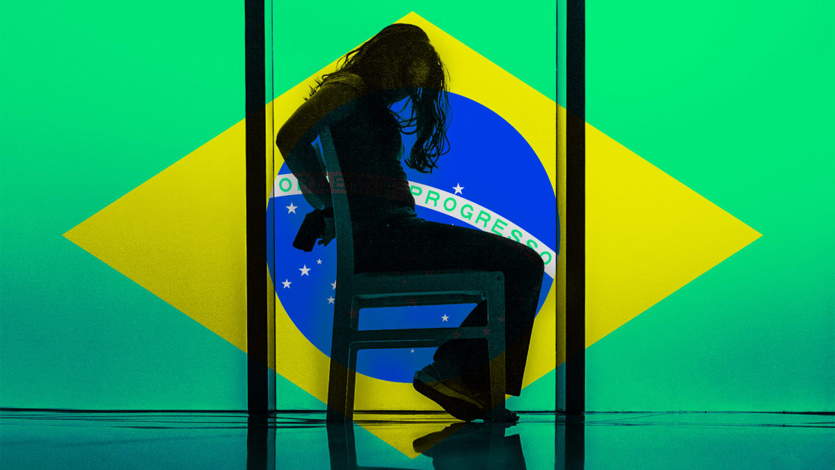 I Fled Brazil to Escape Torture, Corruption, and My Family