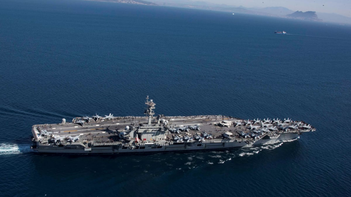 Iran: Spy Pictures of Iranian Missiles in Persian Gulf Caused U.S. Panic in Region