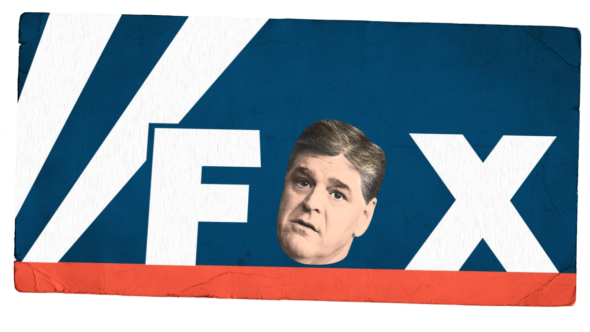 Out-of-Control Sean Hannity Thumbs His Nose at Fox News Bosses