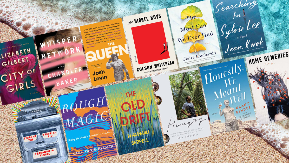 Best Beach Reads Summer 2020 The Best Summer Beach Reads of 2019