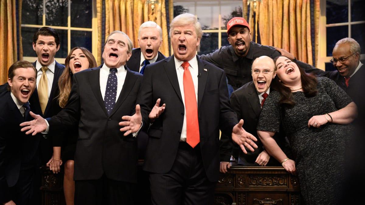 Make SNL Great Again and Get Rid of Alec Baldwin's Trump