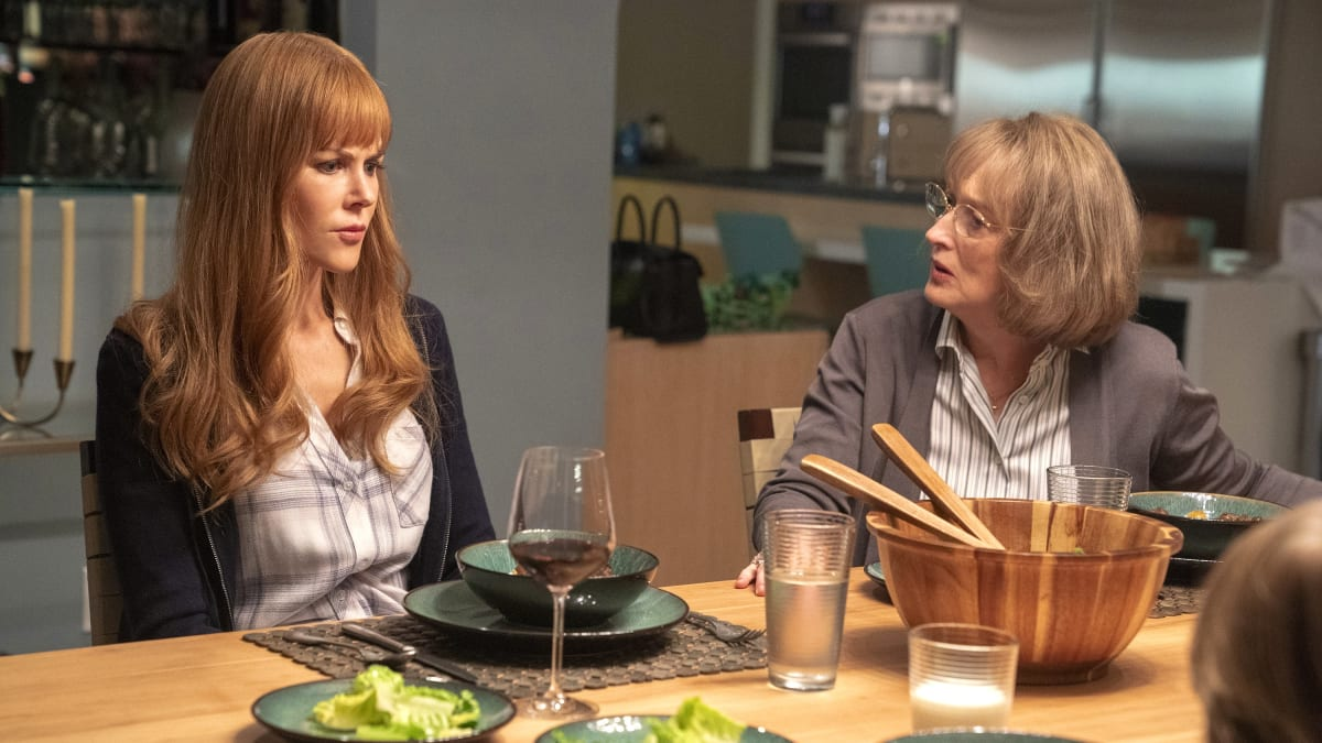 HBO's 'Big Little Lies' Season 2 Review: Meryl Streep Is Deliciously Evil as Nicole Kidman's Nemesis