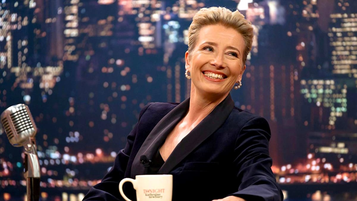 Emma Thompson's 'Late Night' Performance Is Summer's Biggest Movie Delight