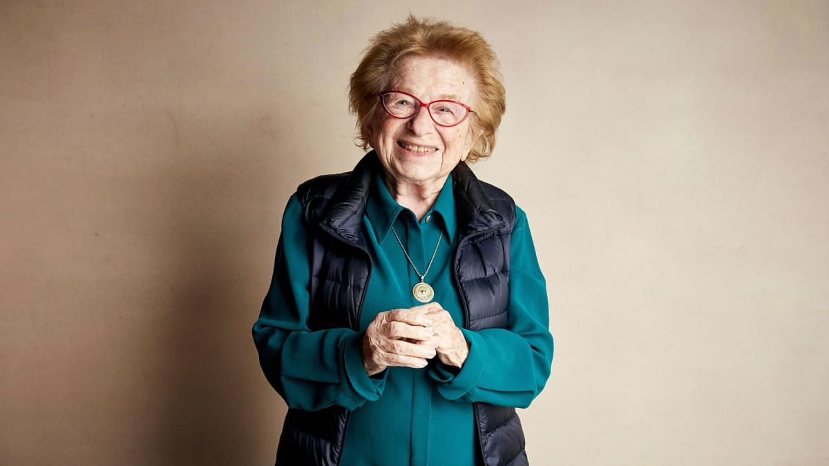 How Trump Made Dr. Ruth Break Her Political Silence: 'It's So Sad What's Happening'