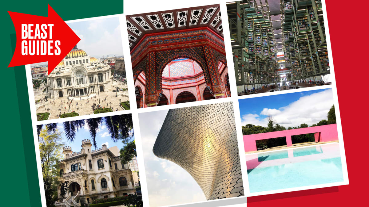 The Best Instagram Spots in Mexico City