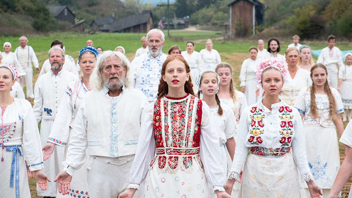 'Midsommar': Inside the Craziest Movie Sex Scene of the Year