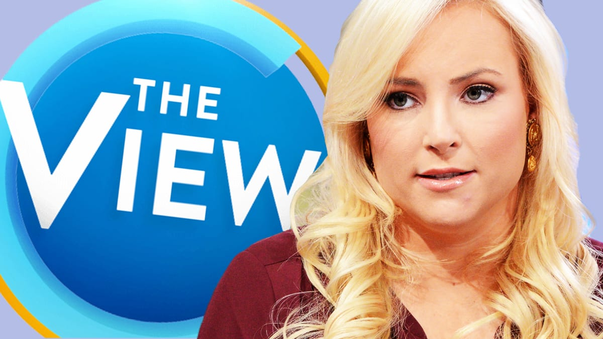 Meghan McCain, Feeling Like an 'Exhausted, Defeated... Caged Animal,' May Exit 'The View'