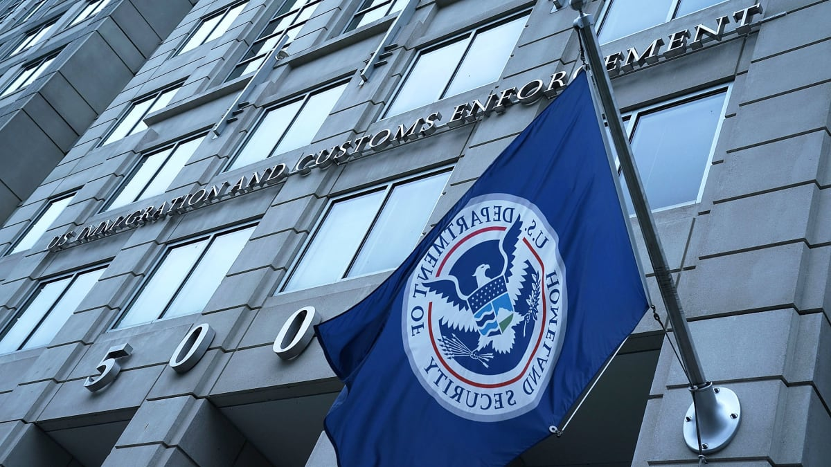 ICE Told Agents 'Happy Hunting!' as They Prepped for Raid