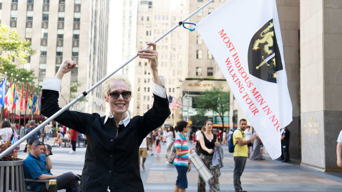 E. Jean Carroll Is 'Exploring' Legal Action Against Trump After Alleged Rape in Bergdorf Goodman