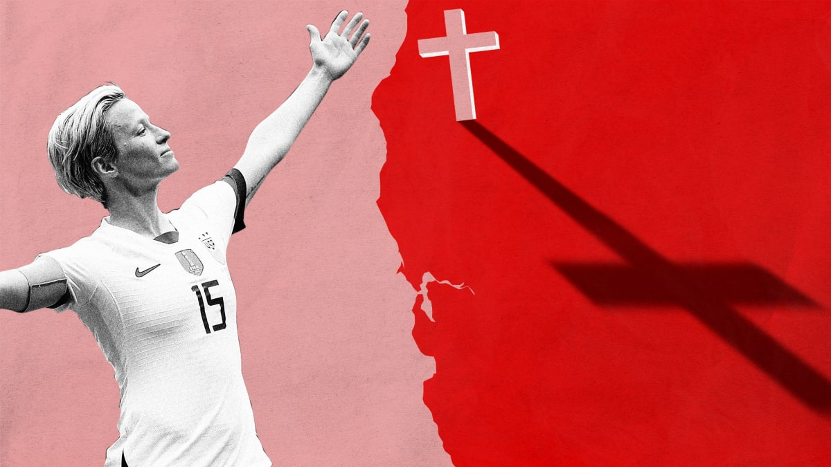 The Mystical Megachurch Ruling Over World Cup Soccer Star Megan Rapinoe's Hometown