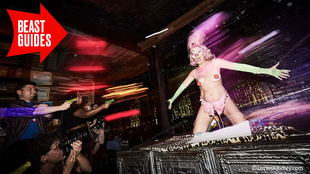 New York City's Burlesques: Your Guide to This Wild World