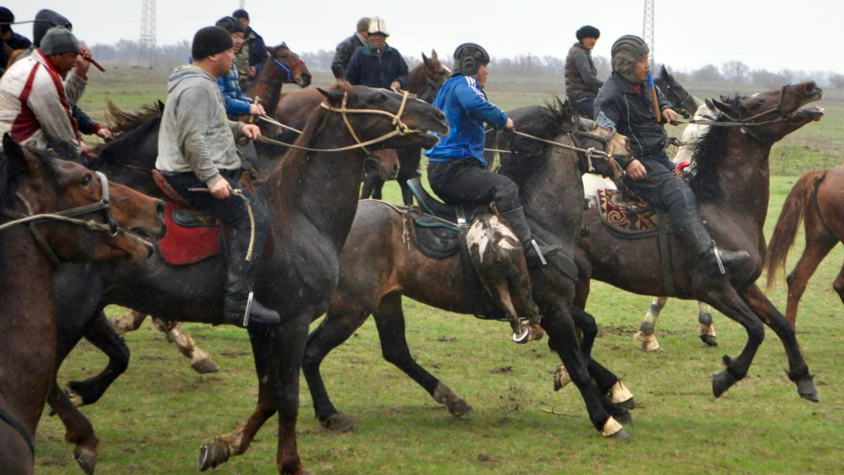 Ulak Tartysh: The Crazy, Deadly Horse 'Race' That Explains Kyrgyzstan