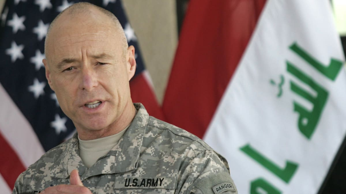 The Shady Connections of a Retired U.S. General Who Made It Rain in Iraq