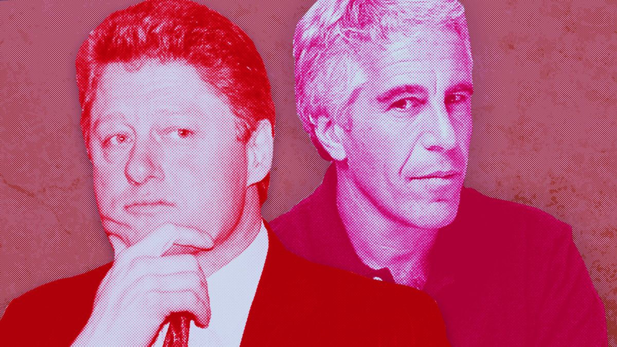 Jeffrey Epstein Visited Clinton White House Multiple Times in Early '90s