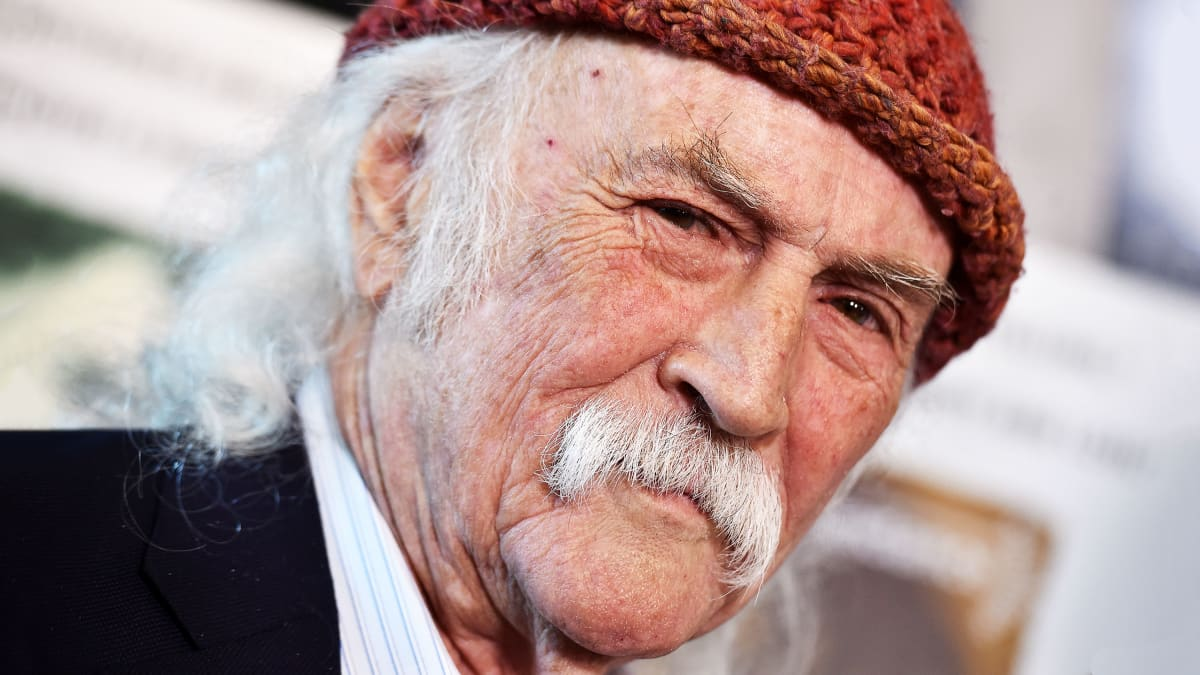David Crosby on How Trump Is 'Under the Control of Russia'