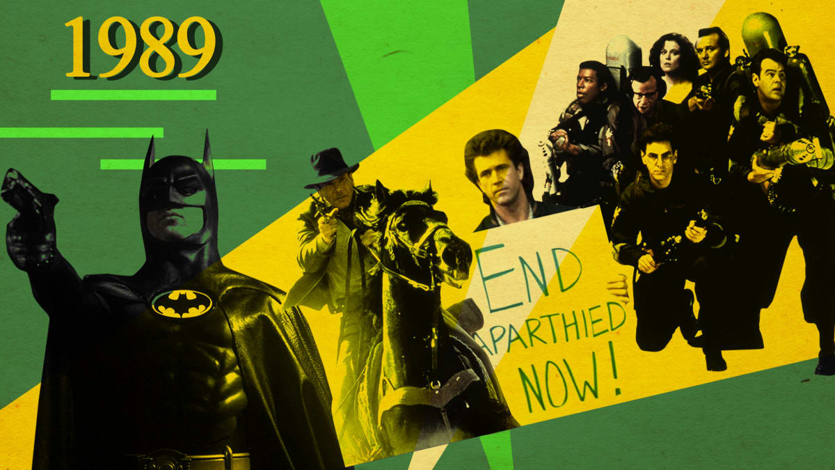1989, the Year Blockbuster Movie Season Went Mad