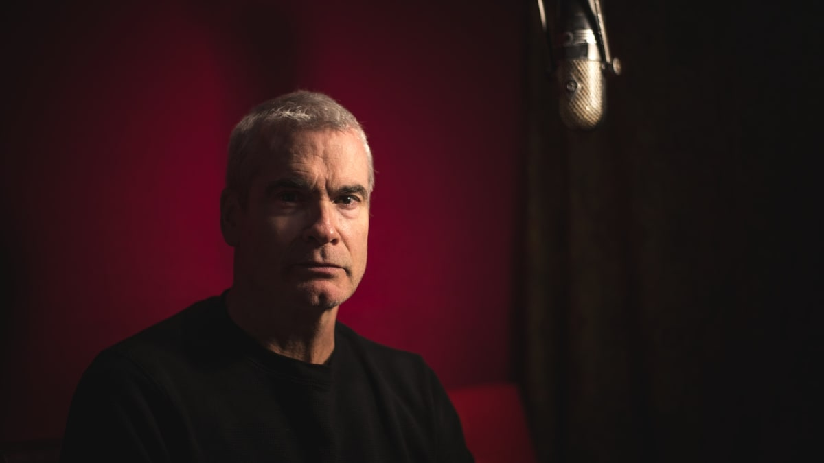 Henry Rollins Thinks Punk Rock Will Save Us From Trump