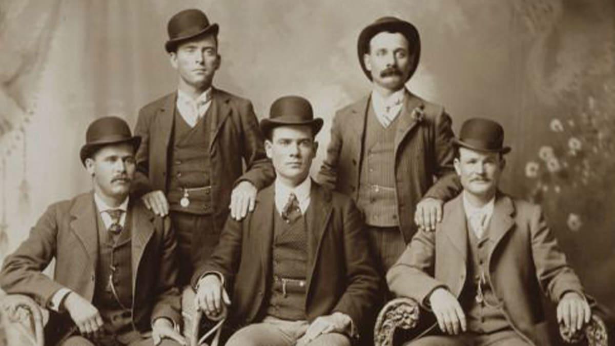 Butch Cassidy and the Sundance Kid's Last Tango