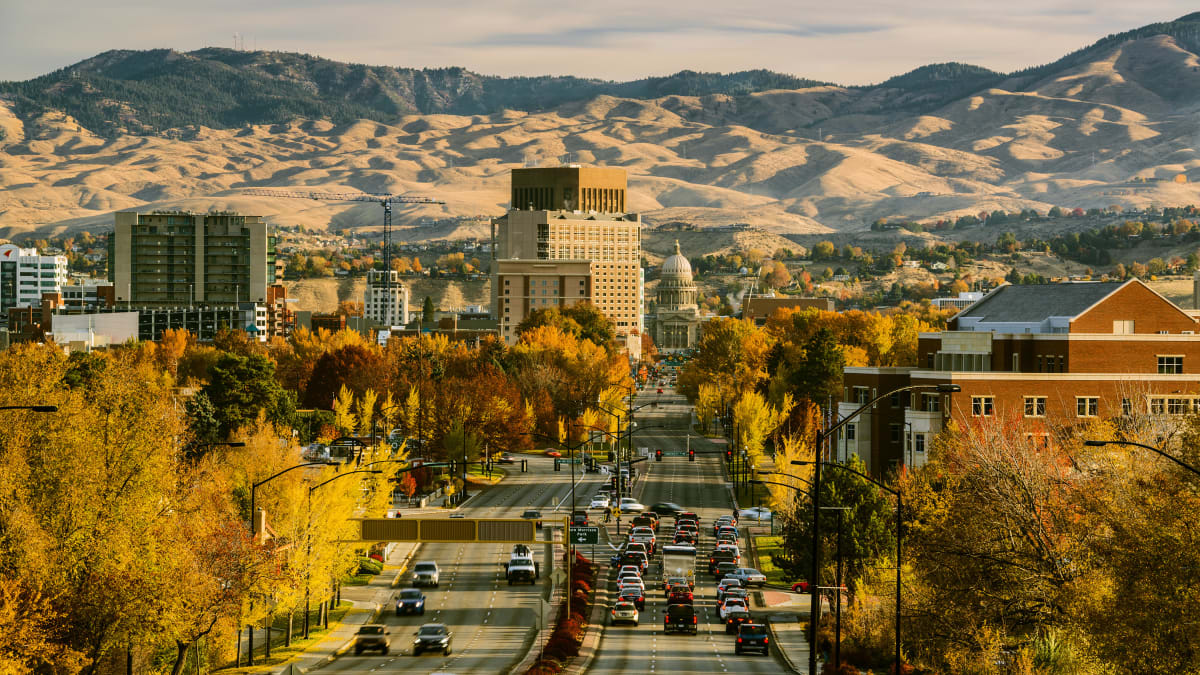 Boise is About to Be Your Next American West Destination