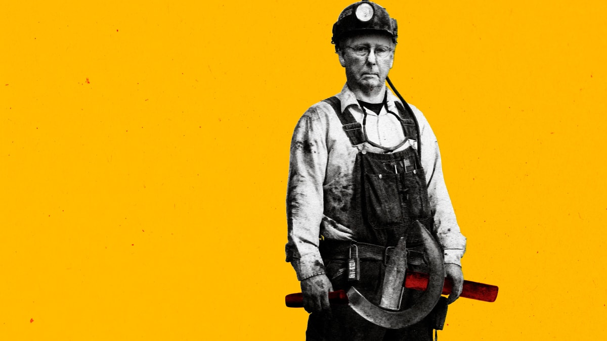 Mitch McConnell Blocked Millions for Coal Miners, Steered Funds to Russian-Backed Plant