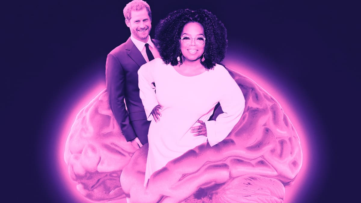 Prince Harry Risks a New Royal Rift Over His and Oprah Winfrey's Mental Health TV Show