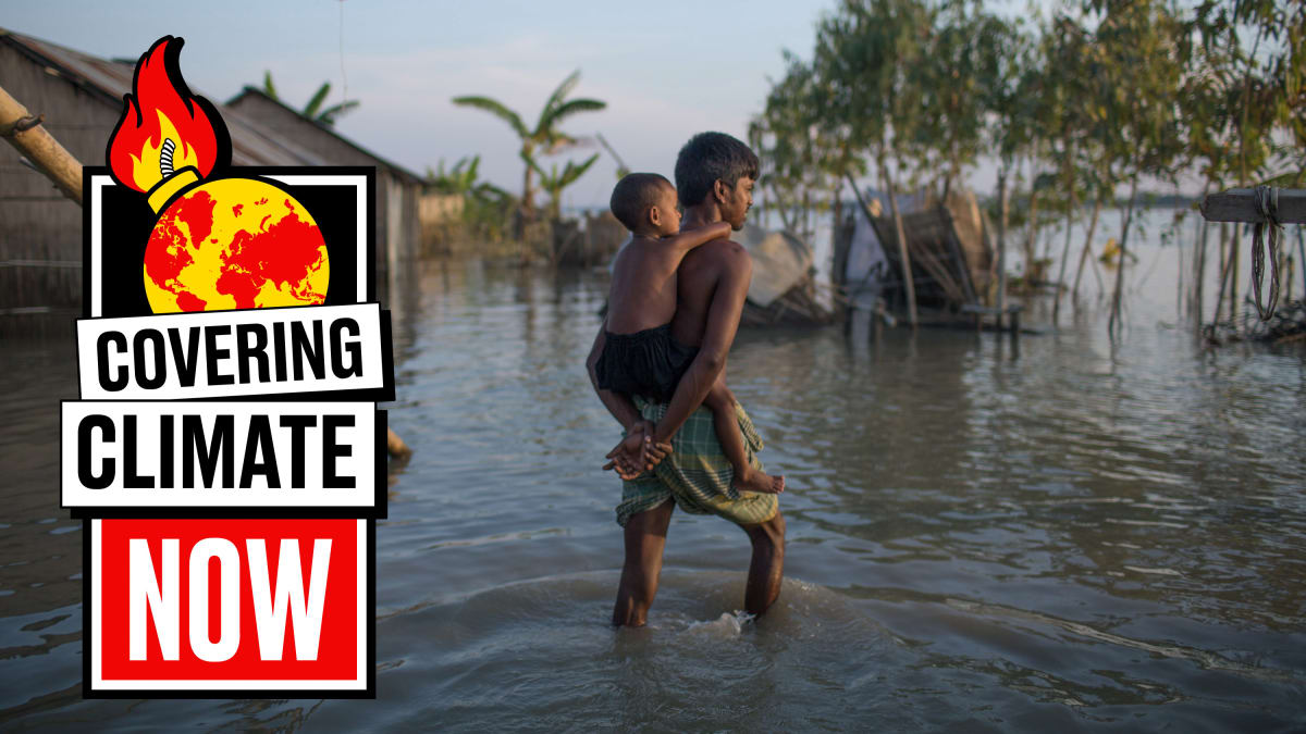 Climate Migrants May Number 143 Million by 2050
