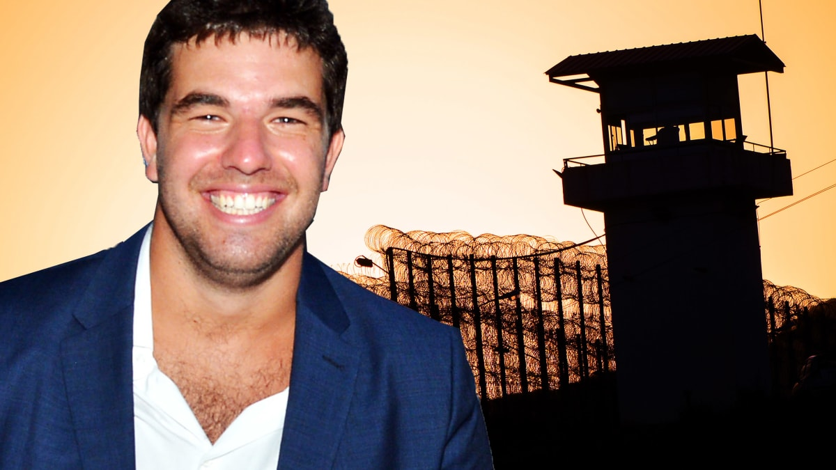 Fyre Festival Fraudster Billy McFarland Busted by Prison Guards