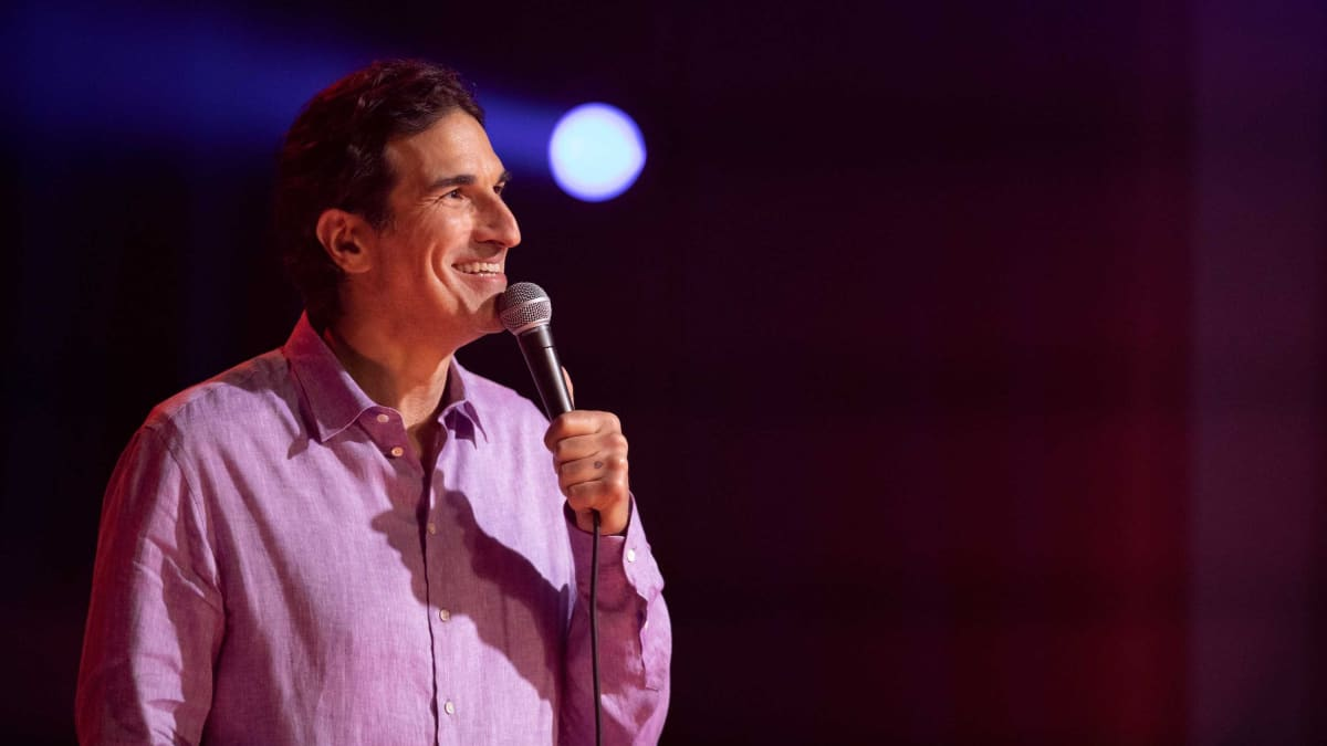 How Comedian Gary Gulman Overcame Depression to Make the Funniest Stand-Up Special of the Year