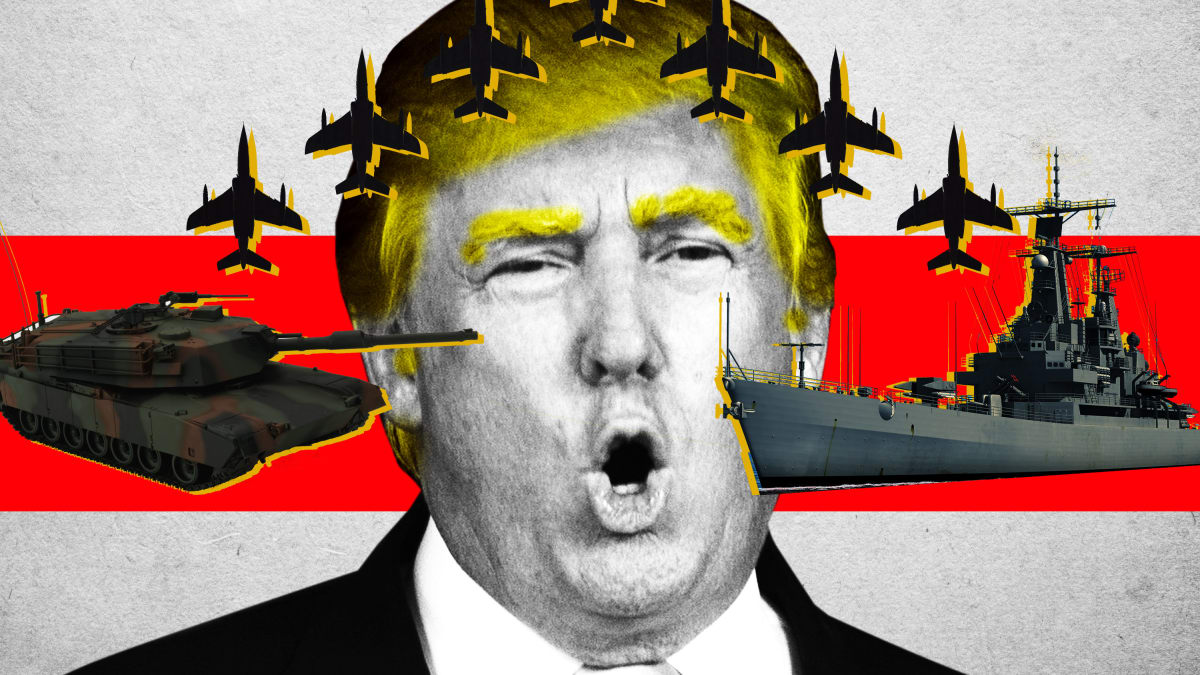 If Trump's Rage Brings 'Civil War,' Where Will the Military Stand?