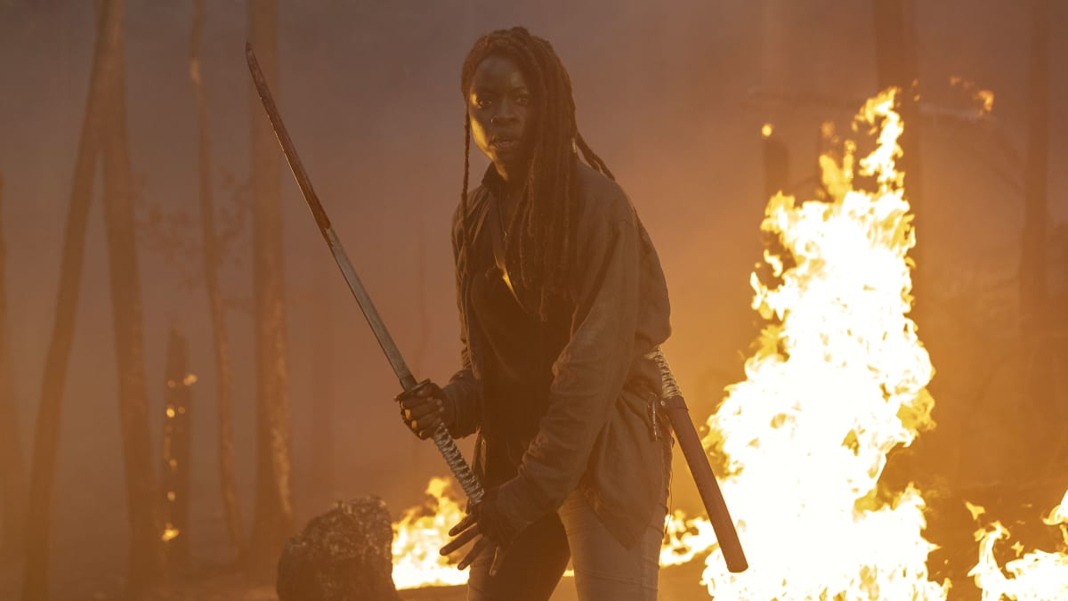 'The Walking Dead' Season 10 Showcases What the Show Is Truly Good at: The Goo