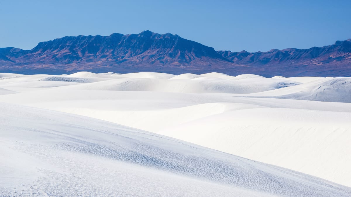 White Sands National Monument: Brad Pitt Inspired Me to Camp Here for My Birthday