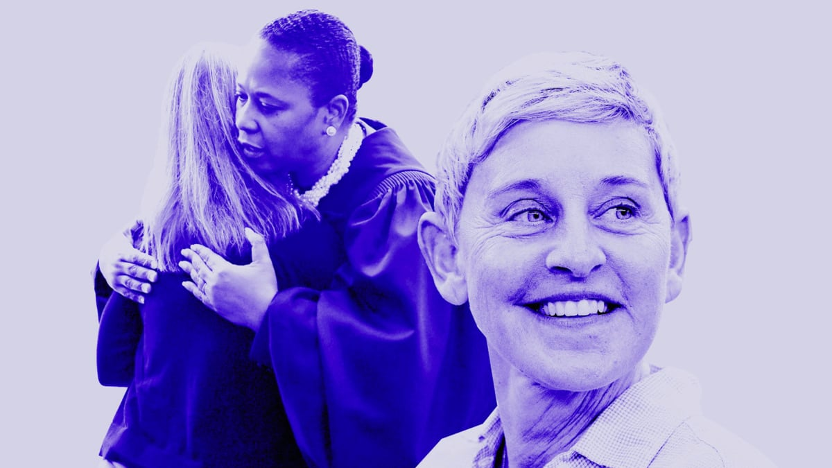 The Foolishness of Ellen DeGeneres and Judge Tammy Kemp's 'Kindness'